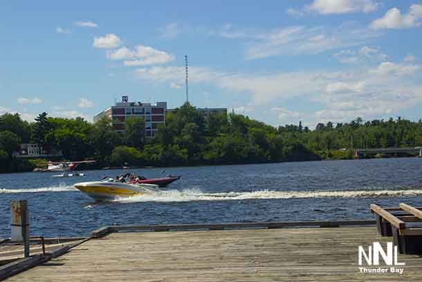Beautiful Lake of the Woods in Kenora Ontario