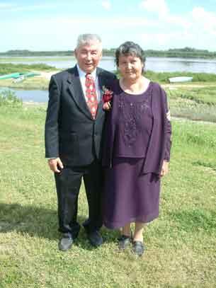 Marius and Susan Kataquapit