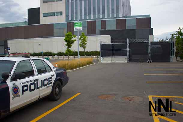 The changes are likely to result in fewer parking spots as access to the new security zone is completed