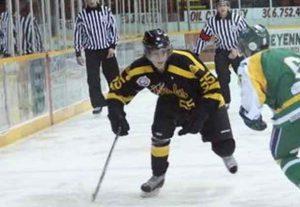 Image supplied by Lakehead Thunderwolves Hockey