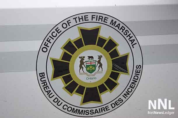 Ontario Fire Marshall