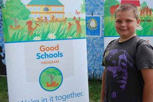 Good Schools Program supporting youth