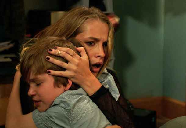 Still from Lights Out via Atomic Monster