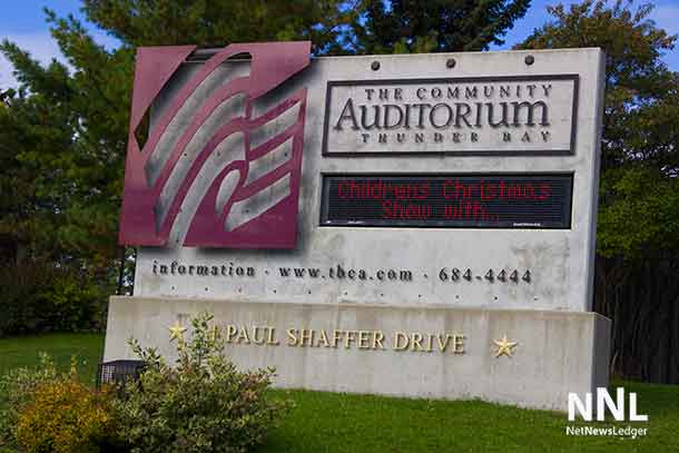 Community Auditorium