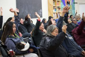 Fort Severn Community Members vote to support forming Strategic Business Partnership with North Star Air