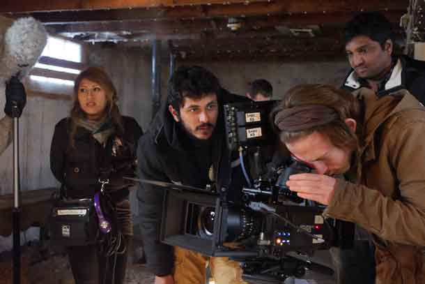 Film Production students at Confederation College are hosting an open casting call on Nov. 1. (photo credit: Donald Delorme, Confederation College)