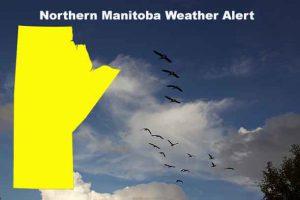 Manitoba Weather Alert