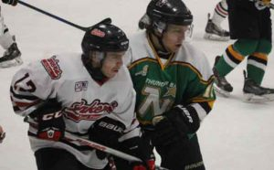Photo Credit SIJHL - Joey Payeur - Fort Frances Times