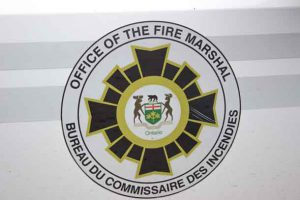 Ontario Fire Marshal