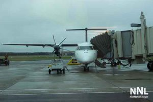 Porter Airlines flies out of Thunder Bay International Airport