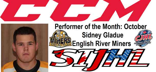 SIJHL Player of the Month