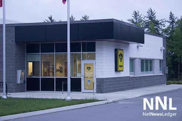 Ontario Provincial Police - Armstrong detachment