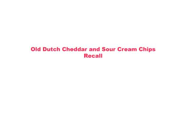 Old Dutch Recall