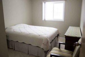 Bedroom in Sunset Lodge in KI