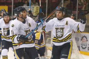Lakehead topped Laurentien to get back on the winning track