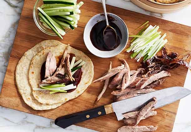 Foodland Ontario - Peking Duck a simple and tasty recipe