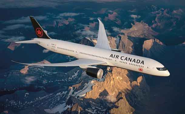 Air Canada Unveils New Livery Inspired by Canada (CNW Group/Air Canada)