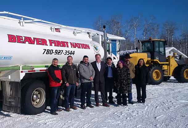 Beaver First Nation is working to build capacity for employment and training