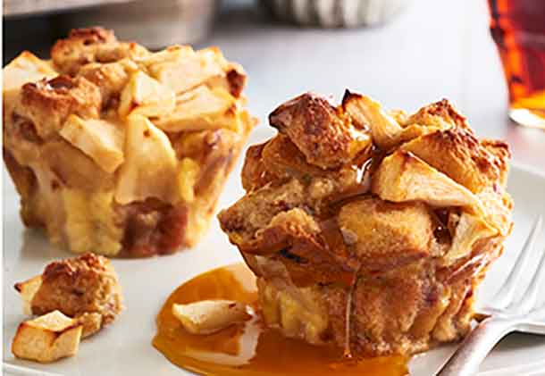 Foodland Ontario Treat - French Toast Muffins