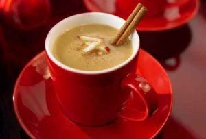 A hot soup for cold February days