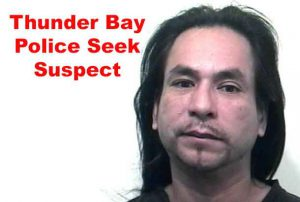 Thunder Bay Police are seeking this suspect who did not show up in court