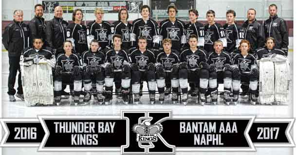 2016 - 2017 Bantam Kings