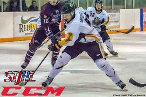 Miners' Pereverzoff named SIJHL – CCM Hockey best defenceman award winner