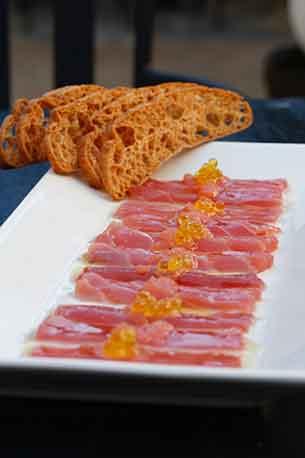 Red tuna Ibérico. Credit: Copyright 2016 Francesc Guillamet