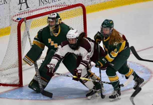 #6 Ranked Alberta Pandas are moving on in hockey championships