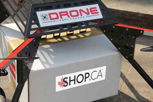 Drone Delivery is rapidly becoming increasingly possible and affordable.