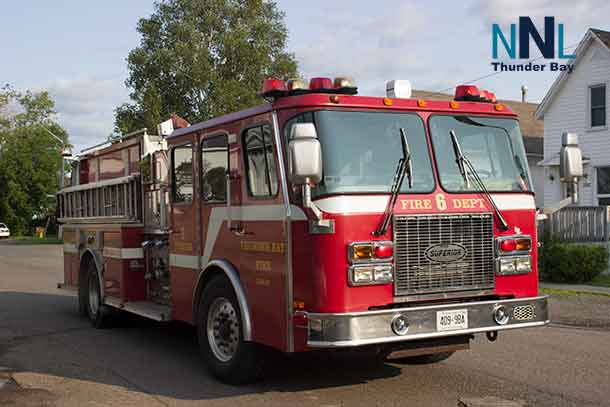 Thunder Bay Fire Rescue Unit 6