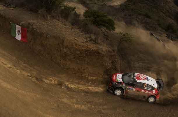 Rally Race Mexico
