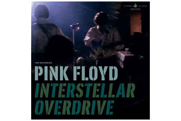 "Pink Floyd set to release 12"" copy of Interstellar Overdrive"