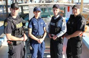 ShipRider works to keep the International Border Safe