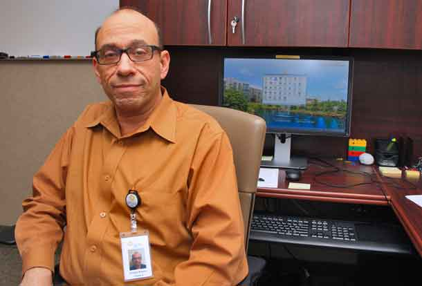 "Dr. Abraham ""Rami"" Rudnick sees technology as one of the keys to overcoming Northwestern Ontario's geographical barriers to health care delivery, and ""improve health outcomes considerably."""