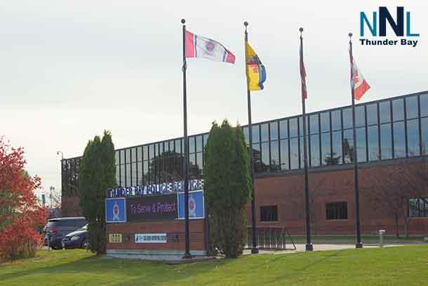 Thunder Bay Police Service Headquarters