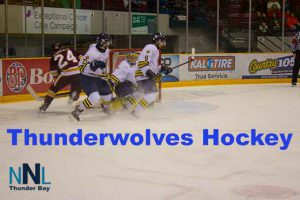 Thunderwolves Hockey Splash