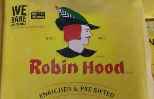 Certain Batches of Robin Hood Flour have been recalled - March 28 2017