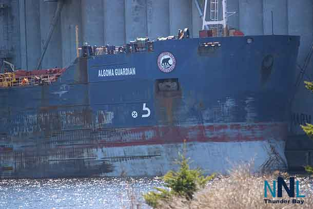 The Algoma Guardian on April 21 2017