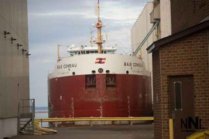 Canada Steamship Lines Baie Comeau at Canada Malting