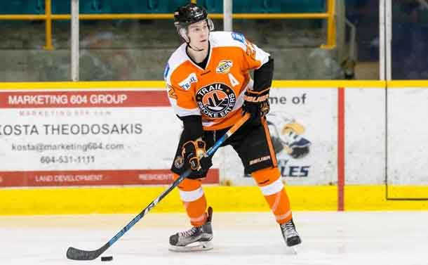 Lakehead Thunderwolves Hockey is pleased that Josh Laframboise is signed for the 2017-2018 Season
