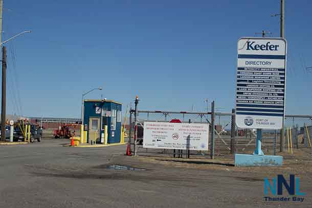 Keefer Terminal in Thunder Bay