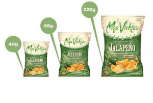 Miss Vickie's Canada is recalling Miss Vickie's brand Jalapeño Kettle Cooked Potato Chips from the marketplace due to possible Salmonella contamination.