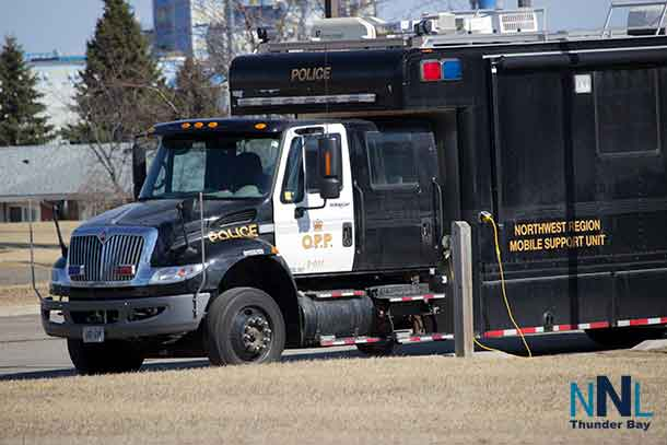 OPP Mobile Command Unit
