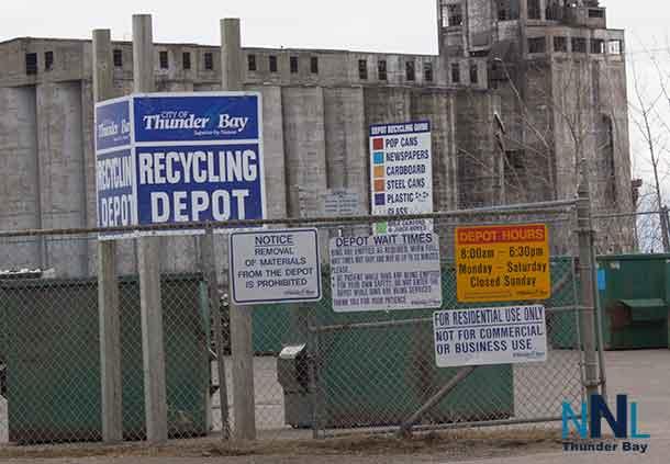 Thunder Bay Recycling Depot
