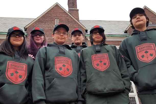Junior Canadian Rangers Enjoy Trip to Toronto