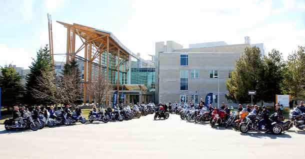Tbaytel Motorcycle Ride for Dad – Registration BBQ This Weekend!