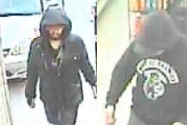 Thunder Bay Police supplied images from Alley's Convenience Store