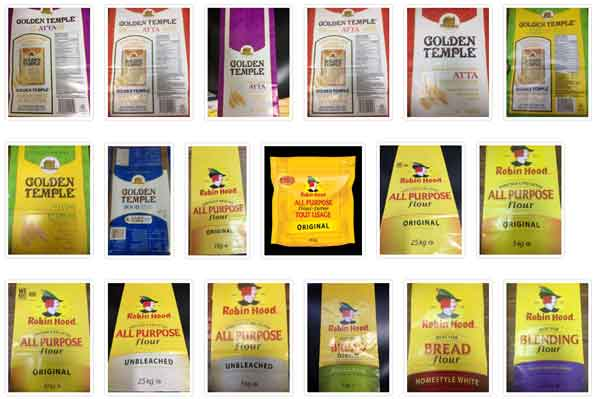 Flour Recall Expanded