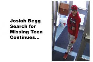 Josiah Begg went missing on May 6th 2017. Search efforts to find the young man from KI continue